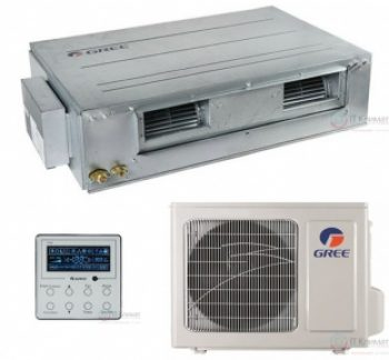 Комерційні кондиціонери GFH30K3HI/GUHN30NK3HO-(ON-OF)-R-410