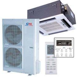 NORDIC COMMERCIAL СЕРіЯ N4 Касетні блоки (INVERTER) CH-IC12NK4 / CH-IU12NK4R-410